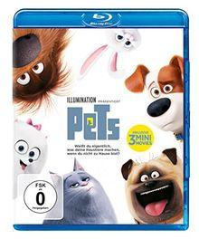 Pets [Blu-ray]