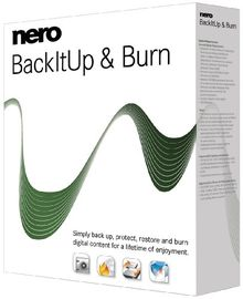 Nero BackItUp & Burn Multilingual