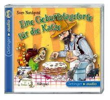 Eine Geburtstagstorte für die Katze (CD): Hörspiel, ca. 27 min