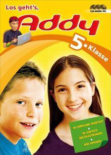 Addy Klasse 5 - Mathe, Deutsch, Englisch