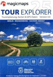 Tour Explorer - Berlin/Brandenburg/Sachsen-Anhalt