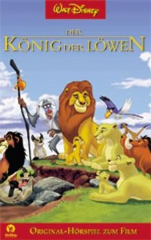 Der König der Löwen [Musikkassette] [Musikkassette]