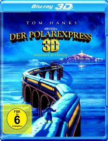 Der Polarexpress (inkl. 2D-Version) [3D Blu-ray]