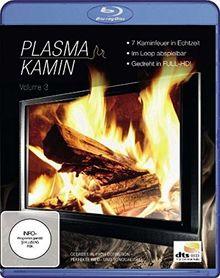 Plasma Kamin HD Vol. 3 [Blu-ray]