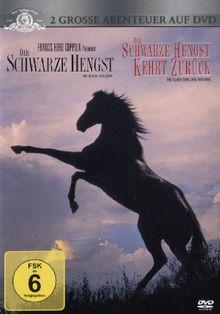 Der Schwarze Hengst / Der Schwarze Hengst kehrt zurück [2 DVDs]