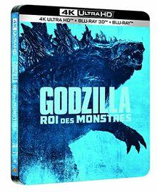 Godzilla II : roi des monstres 4k ultra hd [Blu-ray] [FR Import]