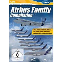 Airbus Family Compilation - AddOn für FS2004/FSX