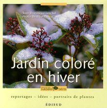 Jardin coloré en hiver : Reportages, idées, portraits de ...