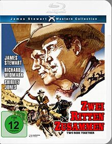 Zwei ritten zusammen (Two Rode Together) (Blu-ray)