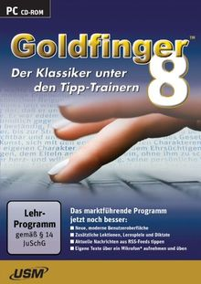 Goldfinger 8 - Der ultimative Tipp-Trainer