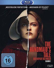 THE HANDMAIDS TALE SSN 2 (4-BD) [Blu-ray]