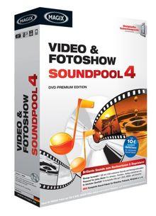 MAGIX Video & Fotoshow Soundpool DVD 4