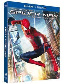 The amazing spider-man 2 : le destin d'un héros [Blu-ray] [FR Import]