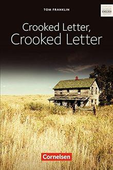 Cornelsen Senior English Library - Literatur / Ab 11. Schuljahr - Crooked Letter, Crooked Letter: Textband mit Annotationen