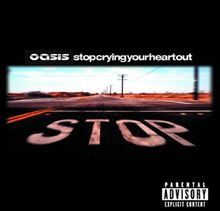 Oasis - Stop Crying Your Heart Out (DVD-Single)