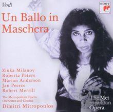 Verdi: Un Ballo in Maschera (The Metropolitan Opera)