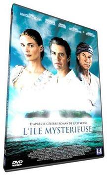 L'île mystérieuse [FR Import]