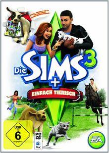 Die Sims 3 + Einfach Tierisch (PC+MAC)