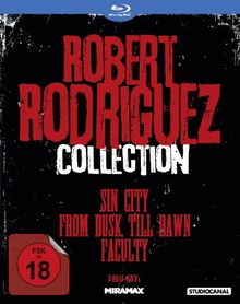 Robert Rodriguez Collection [Blu-ray]