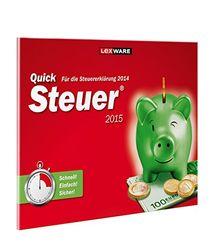 QuickSteuer 2015 (für Steuerjahr 2014) (Frustfreie Verpackung)