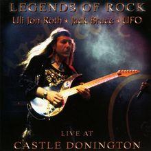 Legends of Rock - Live at Castle Donington