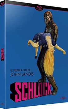 Schlock [Blu-ray] [FR Import]