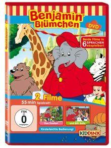 Benjamin Blümchen - Das Zoofest/Und Billy Ballo