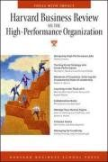 Harvard Business Review on the High-Performance Organization