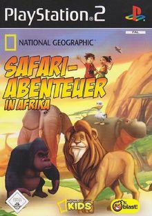 Safari-Abenteuer in Afrika - National Geographic