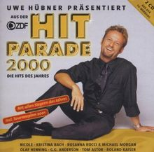 ZDF Hitparade - die Hits des Jahres 2000 (präsentiert von Uwe Hübner)