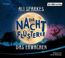 Die Nachtflüsterer - Das Erwachen: (Band 1) (Nachtflüsterer-Reihe, Band 1)