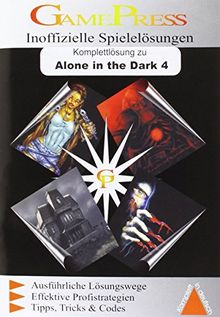 Alone in the Dark 4: New Nightmare (Lösungsheft)