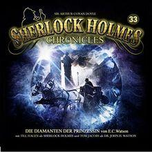 Sherlock Holmes Chronicles 33-Die Diamanten Der PR