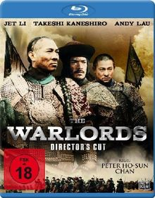 The Warlords - Director's Cut [Blu-ray]