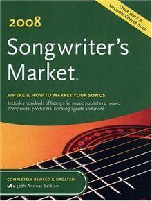 Songwriter's Market 2008