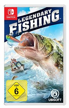 Legendary Fishing - [Nintendo Switch]