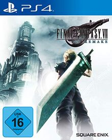 Final Fantasy VII HD Remake (Playstation 4)