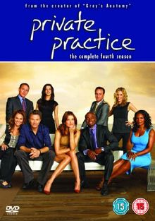 Private Practice Season 4 [UK Import]