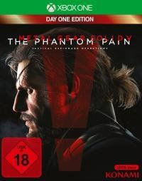 Metal Gear Solid V: The Phantom Pain - Day One Edition - [Xbox One]