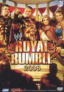 WWE - Royal Rumble 2006