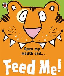 Feed Me! (Interactive Book)
