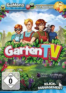 GaMons - Garten TV - [PC]