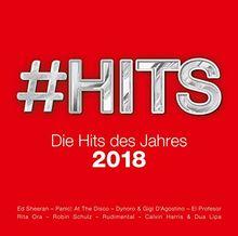 #hits 2018-die Hits des Jahres