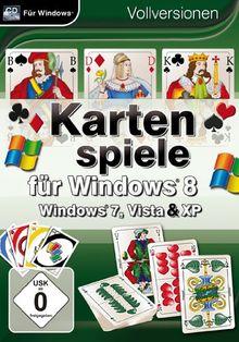 Kartenspiele für Win 8 (PC)