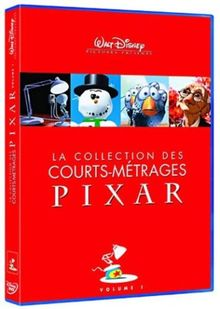Courts metrages pixar
