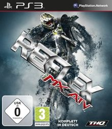 MX vs. ATV - Reflex - [PlayStation 3]