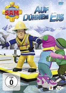 Feuerwehrmann Sam - Auf dünnem Eis (9.Staffel Teil 2)