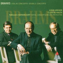 Violinkonzert , Doppelkonzert