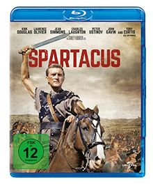 Spartacus - 55th Anniversary [Blu-ray]