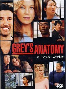 Grey's anatomy Stagione 01 [2 DVDs] [IT Import]